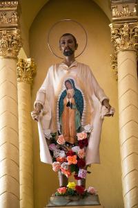St Juan Diego Statue