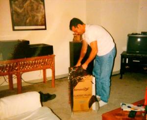 Matt packing