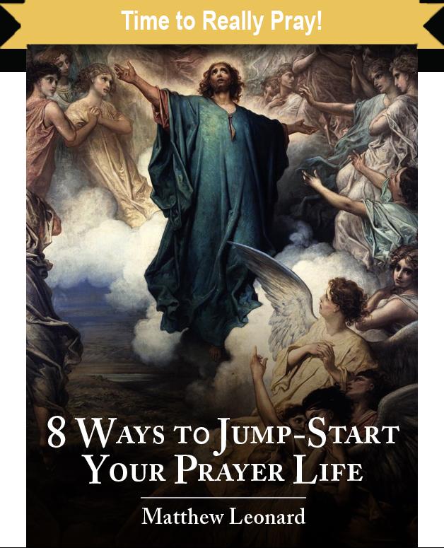 8 Ways to Jump-Start Your Prayer Life